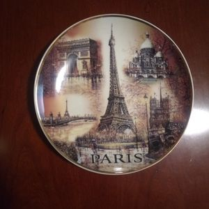 Decorative Paris Desappt Editions plate
